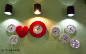 Cordoba Clocks