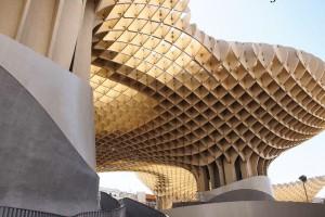 'The Mushroom', Seville, Spain