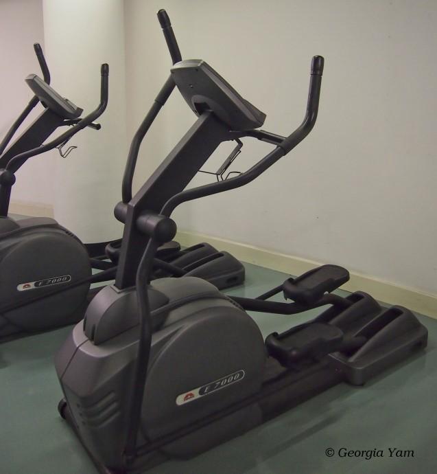 cross training machine