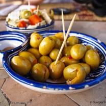 Olives, Fes, Morocco