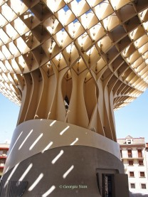 The Mushroom', Seville, Spain