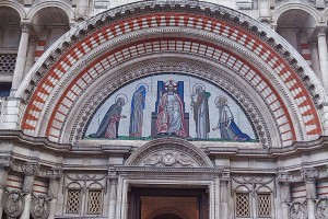 Good Friday at Westminster Cathedral