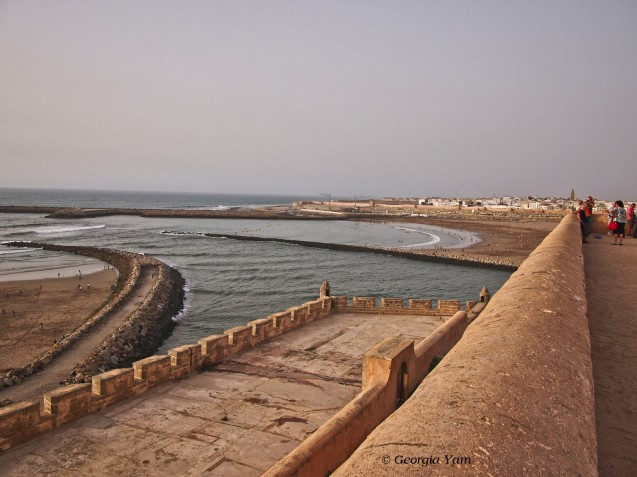 Rabat bay