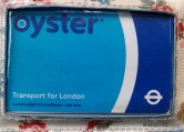 Oyster electronic ticket