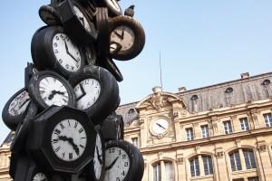 Tower of clocks, Paris