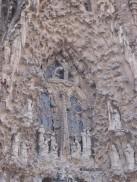 Sagrada Familia outside