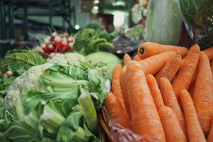 Vegetable produce