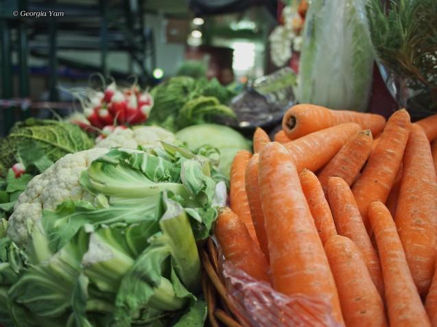 Vegetable produce