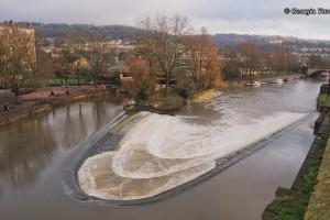 River Avon, Bath UK