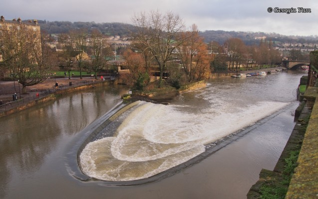 River Avon, Bath UK