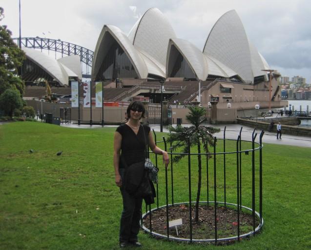 me in Sydney