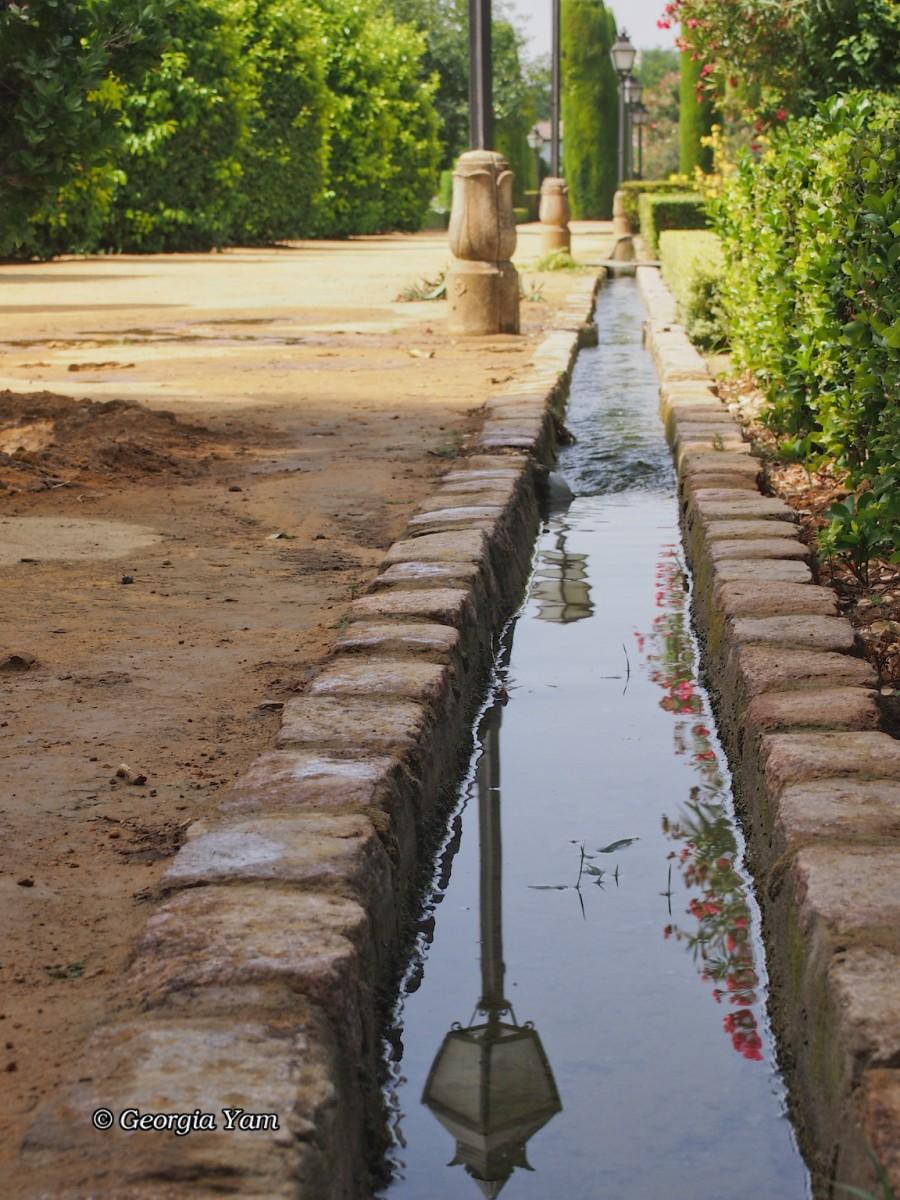 Water run