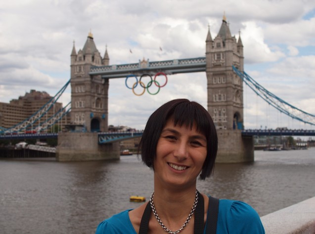 Me at Tower Bridge