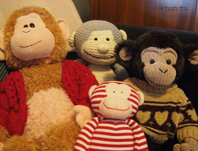 monkey mates