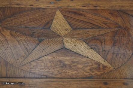 Star floorboards