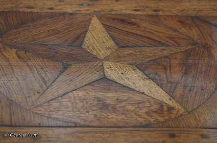 Star floorboards