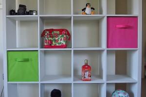 shelves built