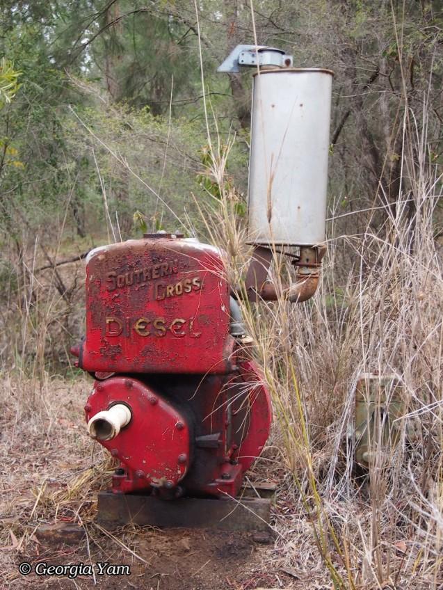 abandoned pump farm