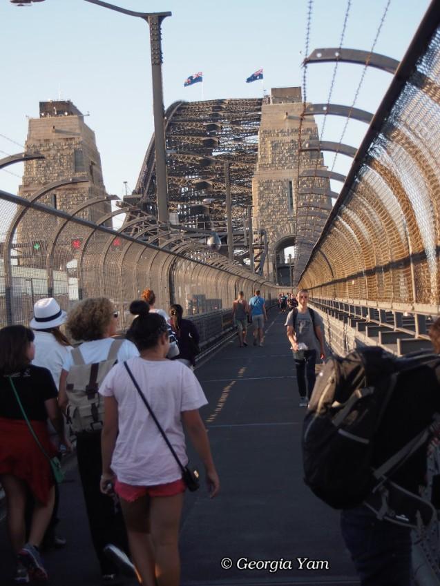 bridge walk