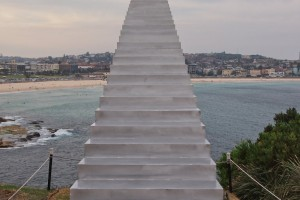 staircase sculpture
