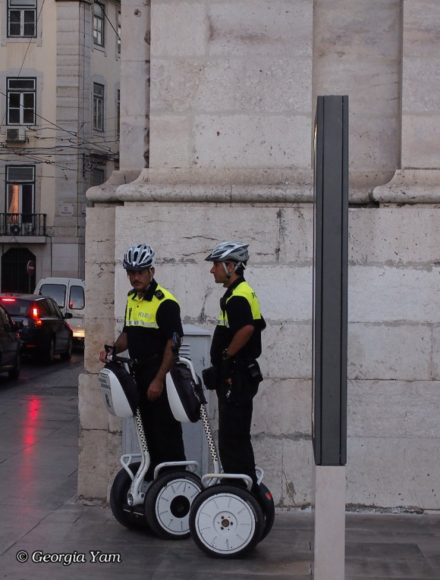 police Lisbon