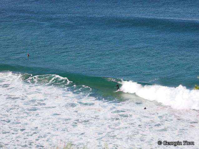 surfer wave