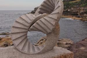 twist sculpture
