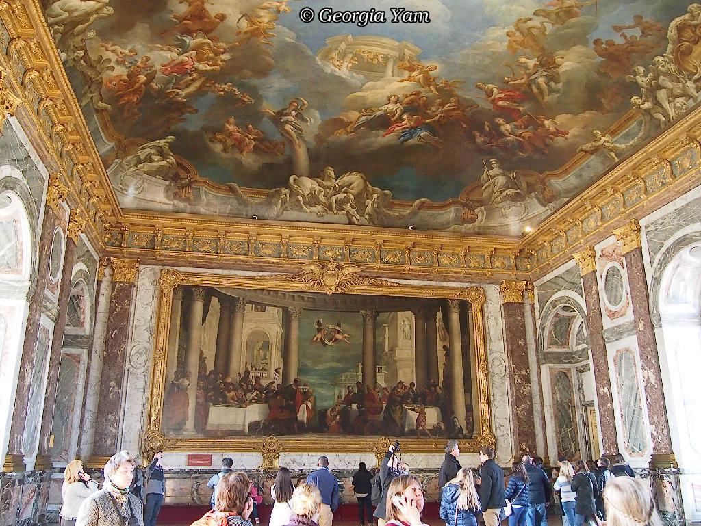 Versailles Palace room