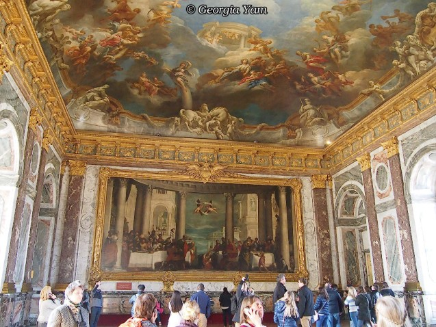 Versailles Palace room