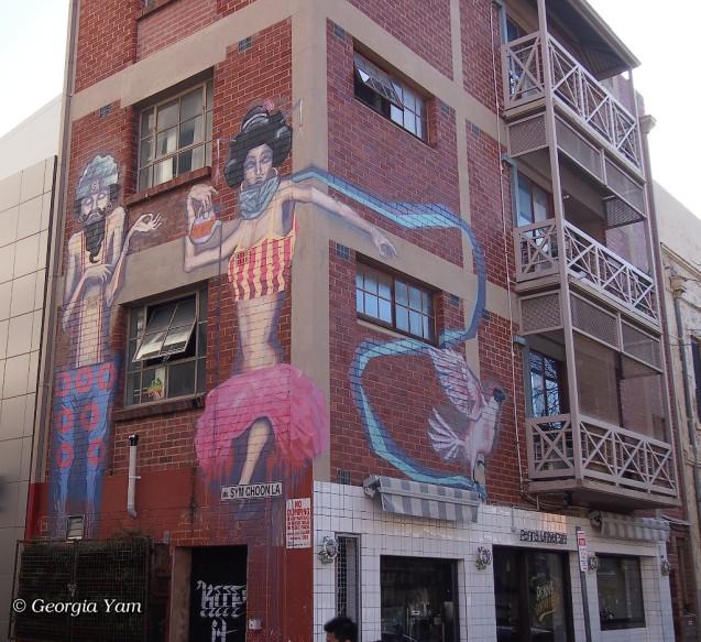 artistic building