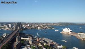 iconic Sydney Harbour