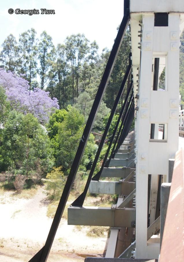 angular bridge supports