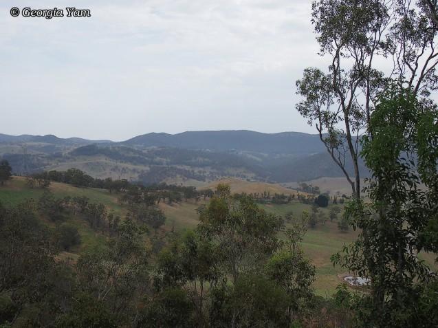 Jenolan valley view
