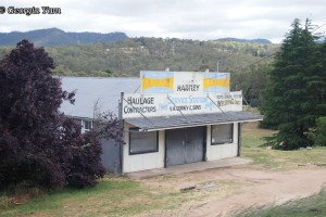 Hartley Service Station