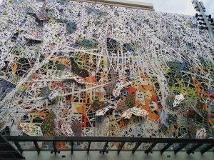 fantastical mural