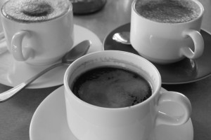 b&w coffees