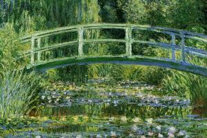 Water-Lilies-and-Japanese-Bridge-(1897-1899)-Monet