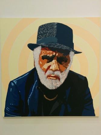 Archibald prize self portrait