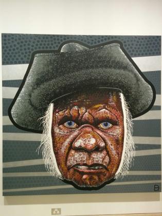 Archibald prize indigenous elder
